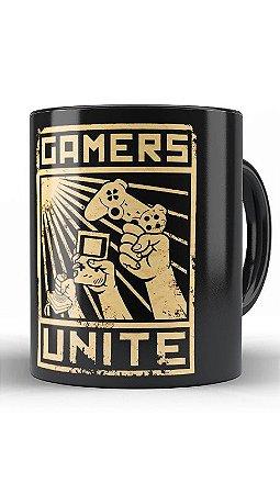 Caneca Gamers - Loja Nerd e Geek - Presentes Criativos
