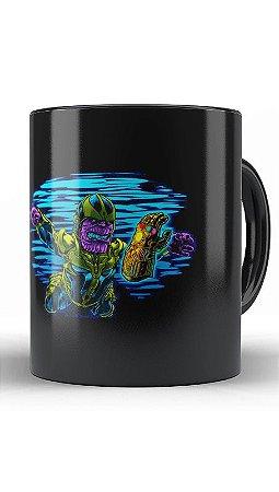 Caneca Thanos Infinity - Loja Nerd e Geek - Presentes Criativos