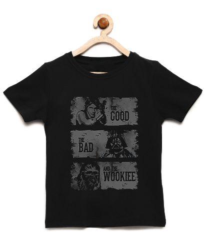 Camiseta Infantil The Good - Loja Nerd e Geek - Presentes Criativos