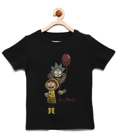 Camiseta Infantil It - Loja Nerd e Geek - Presentes Criativos