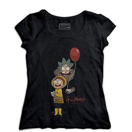Camiseta Feminina It - Loja Nerd e Geek - Presentes Criativos