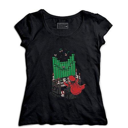 Camiseta Feminina Opera - Loja Nerd e Geek - Presentes Criativos