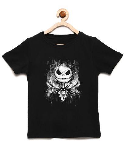 Camiseta Infantil Jack - Loja Nerd e Geek - Presentes Criativos