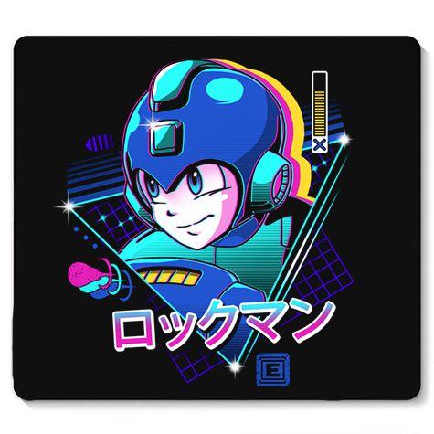 Mouse Pad Mega Jogo - Loja Nerd e Geek - Presentes Criativos
