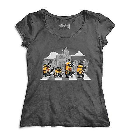 Camiseta Feminina Road - Loja Nerd e Geek - Presentes Criativos
