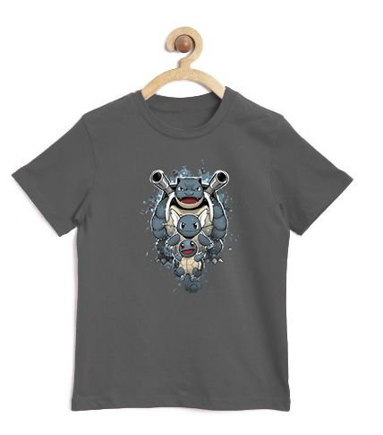 Camiseta Infantil Evolution - Loja Nerd e Geek - Presentes Criativos