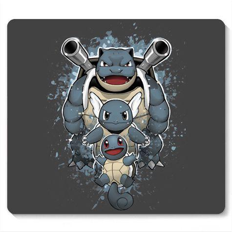 Mouse Pad Evolution - Loja Nerd e Geek - Presentes Criativos