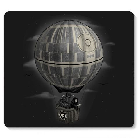Mouse Pad Space Wars Empire - Loja Nerd e Geek - Presentes Criativos