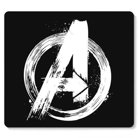 Mouse Pad Emblema - Loja Nerd e Geek - Presentes Criativos