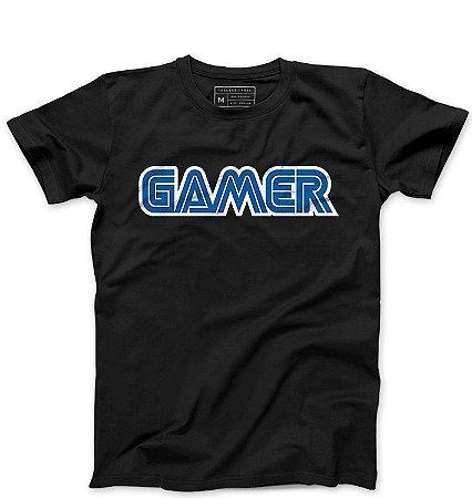 Camiseta Masculina Gamer - Loja Nerd e Geek - Presentes Criativos
