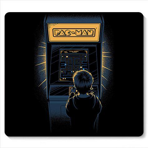 Mouse Pad Arcade - Loja Nerd e Geek - Presentes Criativos