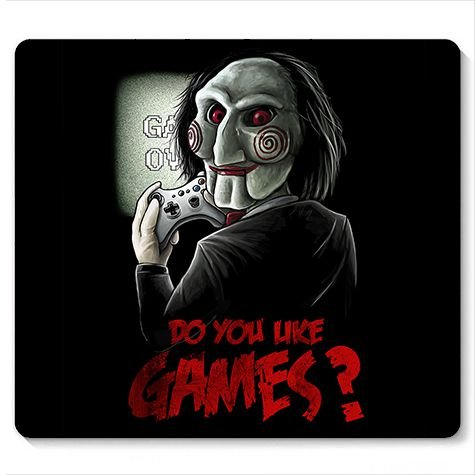Mouse Pad Like Games - Loja Nerd e Geek - Presentes Criativos