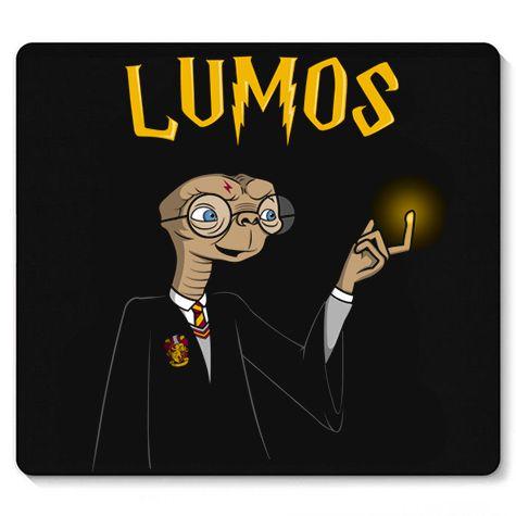 Mouse Pad ET Lumos - Loja Nerd e Geek - Presentes Criativos