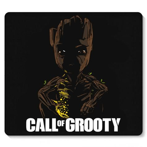 Mouse Pad Call of Tree - Loja Nerd e Geek - Presentes Criativos