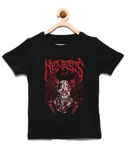Camiseta Infantil Nemesis - Loja Nerd e Geek - Presentes Criativos
