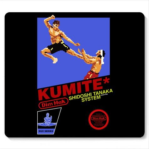 Mouse Pad Karate Kid - Loja Nerd e Geek - Presentes Criativos