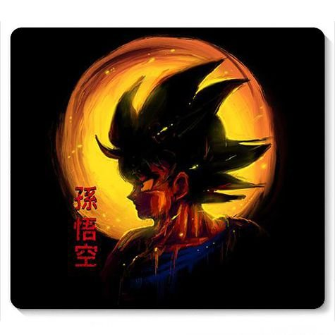 Mouse Pad Super Dragon Z - Loja Nerd e Geek - Presentes Criativos