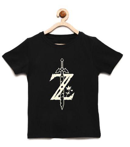 Camiseta Infantil  Spade - Loja Nerd e Geek - Presentes Criativos