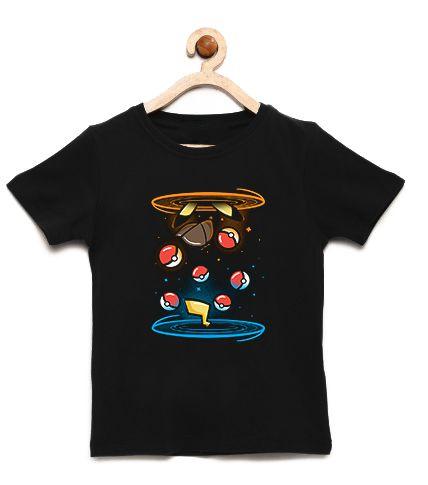 Camiseta Infantil Ball - Loja Nerd e Geek - Presentes Criativos