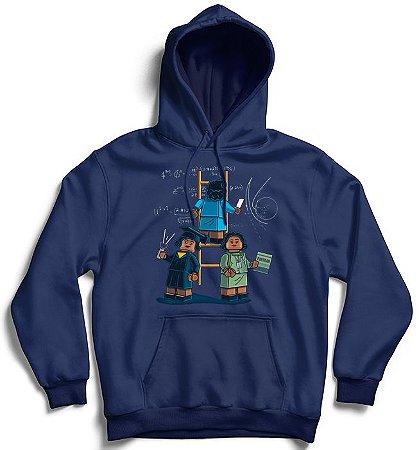 Moletom com Capuz Lego - Loja Nerd e Geek - Presentes Criativos