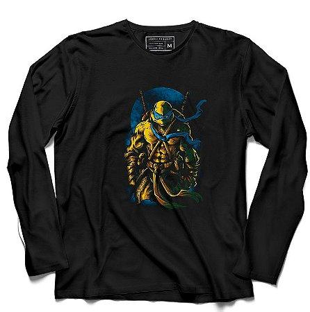 Camiseta Manga Tartarugas Ninja - Loja Nerd e Geek - Presentes Criativos