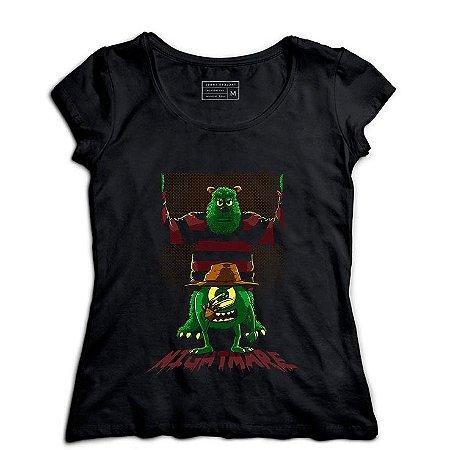 Camiseta Feminina Freed S.A - Loja Nerd e Geek - Presentes Criativos
