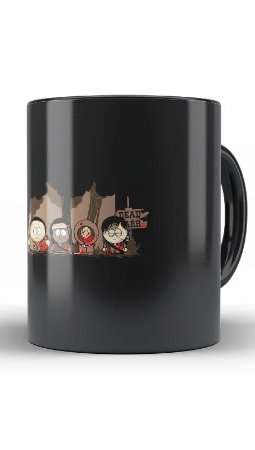 Caneca South Kill - Loja Nerd e Geek - Presentes Criativos