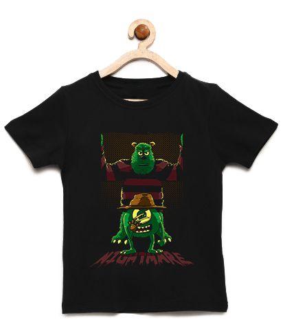 Camiseta Infantil Freed S.A - Loja Nerd e Geek - Presentes Criativos