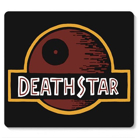 Mouse Pad Death Star - Loja Nerd e Geek - Presentes Criativos