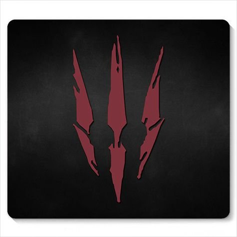 Mouse Pad The Witcher - Loja Nerd e Geek - Presentes Criativos
