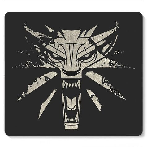 Mouse Pad Witcher - Loja Nerd e Geek - Presentes Criativos