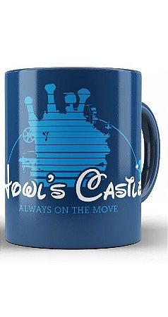 Caneca How's Castle Always