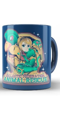 Caneca Galactic - Animal Rescue