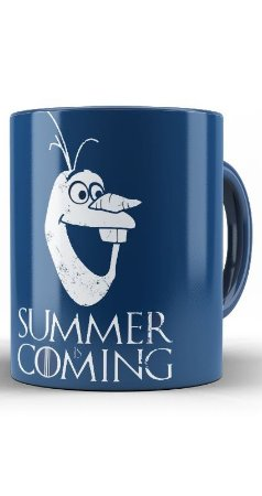Caneca  Sumer is Coming
