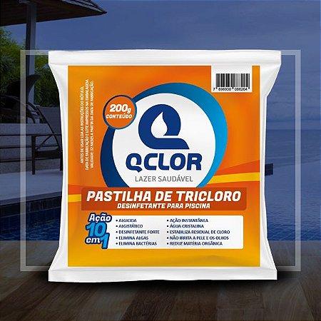 Q Clor Pastilha de Tricloro