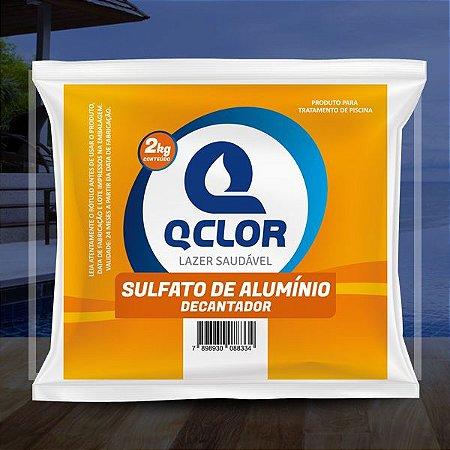 Q Clor Sulfato de Alumínio