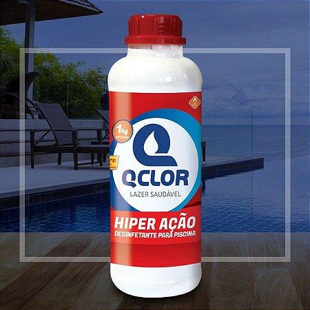 Q Clor Hiper Ação - 1KG