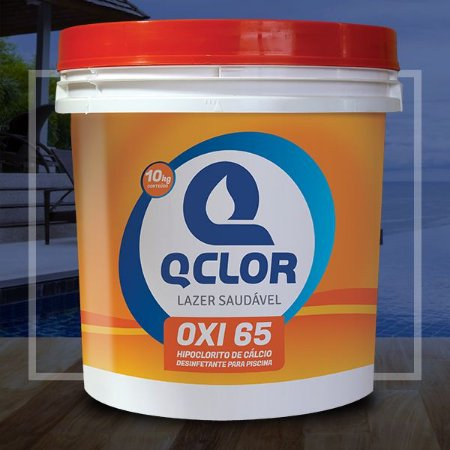 Q Clor OXI 65 - 10KG