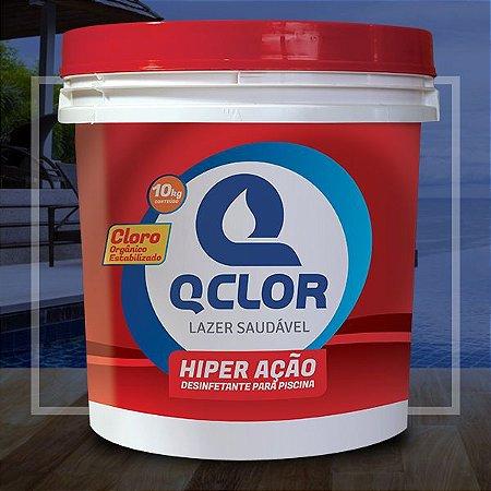 Q Clor Hiper Ação - 10KG