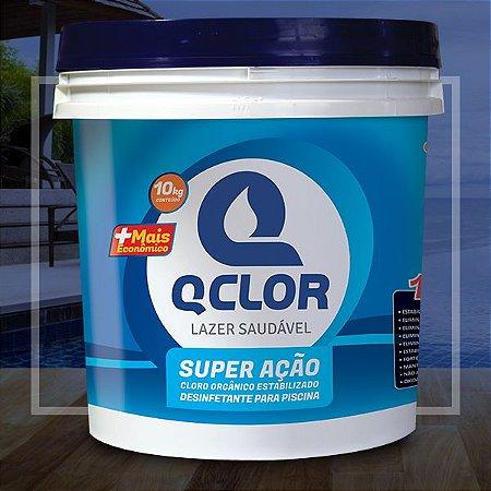 Q Clor Super Ação - 10KG