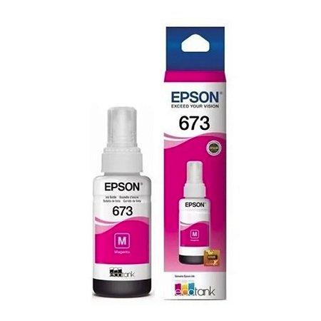 T673320 - Magenta 70ml - Original (T673) - Epson