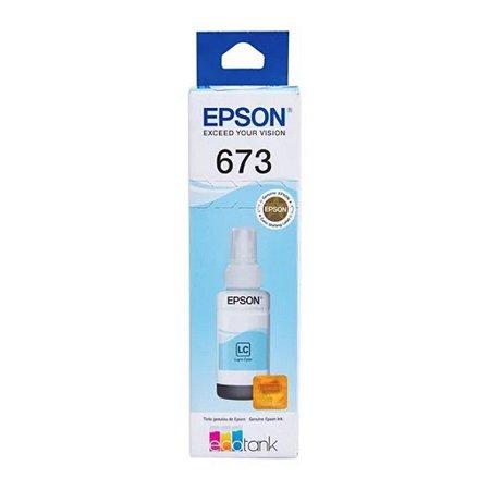 T673520 - Ciano Light 70ml - Original (T673) - Epson