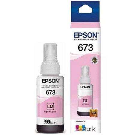 T673620 - Magenta Light 70ml - Original (T673) - Epson