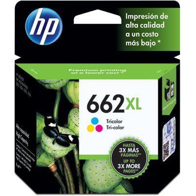 CZ106AB - Color 8ml - Original (HP662 XL)