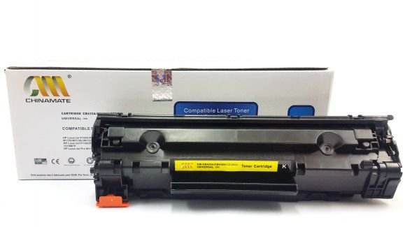 CB435A/CB436A/CE285A - 2000 Páginas - Compatível