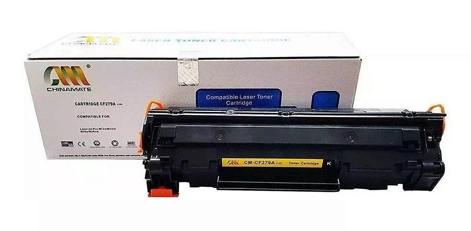 CF279A - 1000 Páginas - Compatível