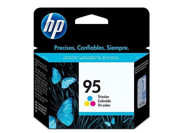 C8766WL - Color 10ml - Original (HP95)