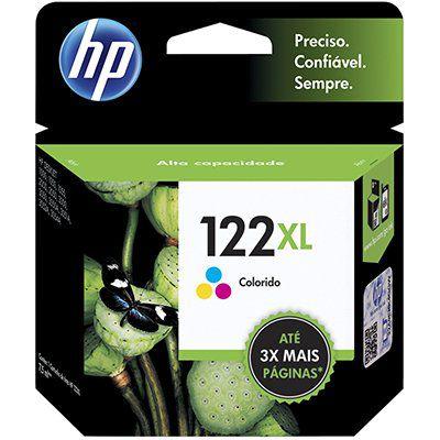 CH564HB - Color 7,5ml - Original (HP122)