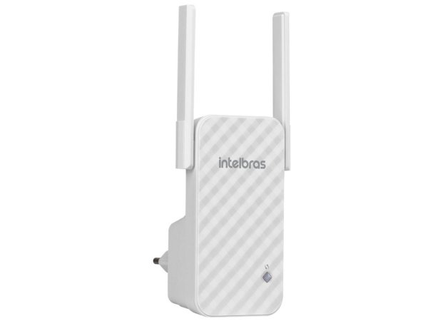 Repetidor de sinal wifi c/ antena externa - Intelbras IWE 3001