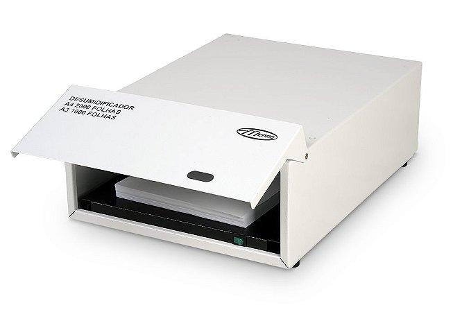 Desumidificador de Papel Bivolt Branco - 1000 Folhas A3 75gr